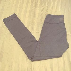 Outdoor Voices Baby Blue Leggings